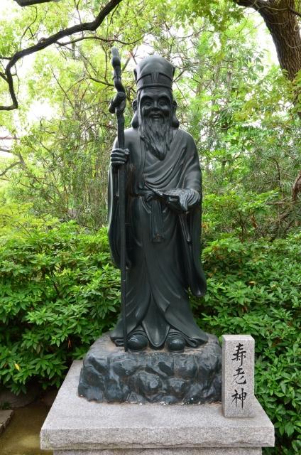 三光神社(寿老人)
