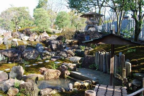 庭園(神苑)