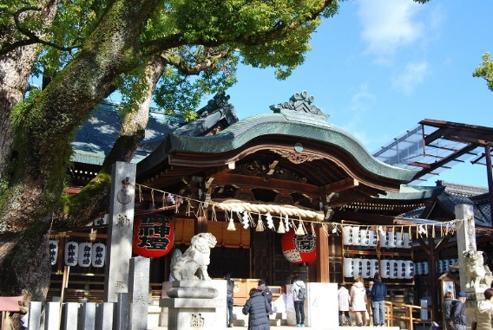 石切神社の主祭神