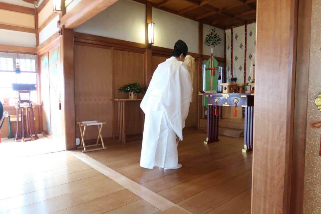 厄年祈願にも人気の堀越神社