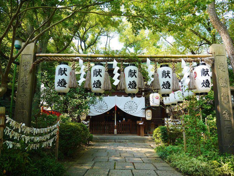 堀越神社のご祭神
