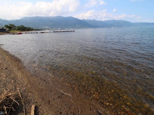 和邇浜水泳場【大津市】