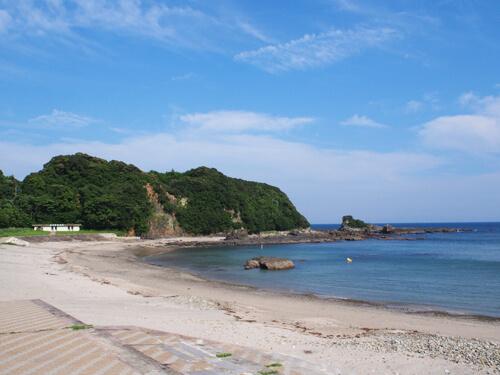 里野海水浴場【西牟婁郡すさみ町】