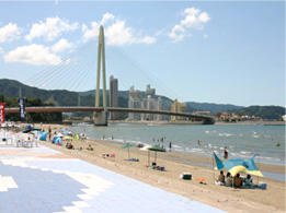 浜の宮ビーチ【和歌山市】
