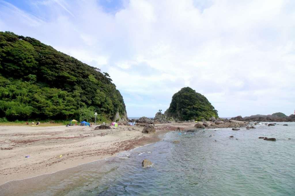 白野ビーチ【東牟婁郡串本町】