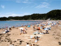 加太海水浴場【和歌山市】