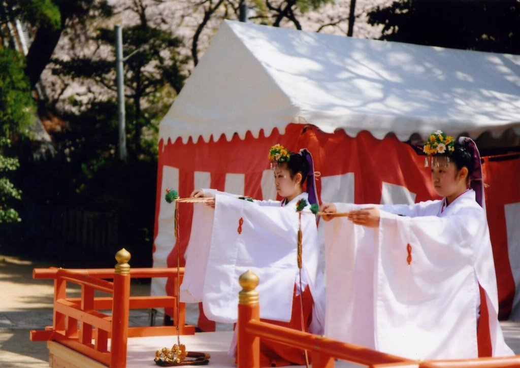 桜粥のおふるまいも!見所満載のスサノヲ祭