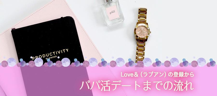 腕時計や手帳、化粧品など